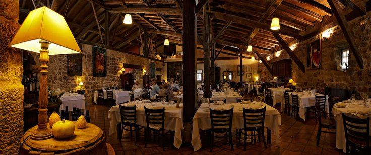 Restaurante La Vieja Bodega. Casalarreina, La Rioja