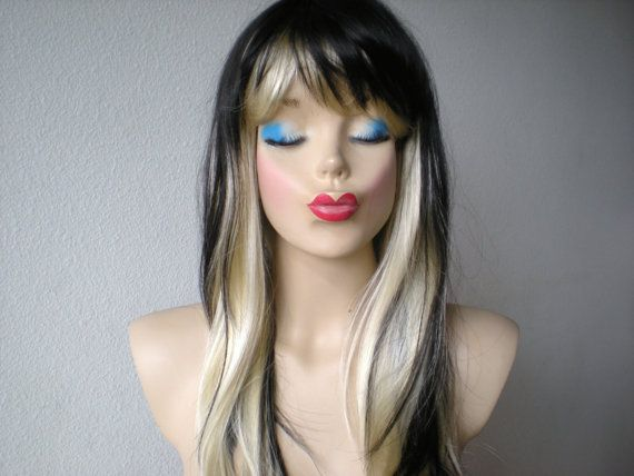 Ombre Hair Style: 17 Best Ideas About Black And Blonde Ombre On Pinterest