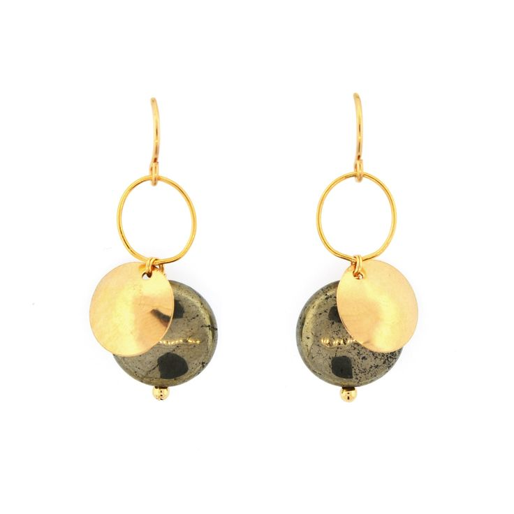 Total Eclipse Earrings