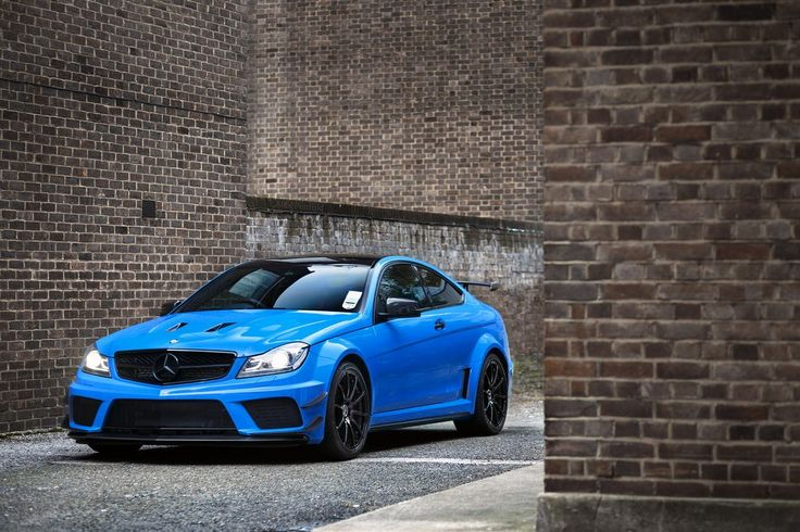 Amg G Wagon >> Mercedes-Benz C63 AMG Black Series. Electric Blue. | Cars ...