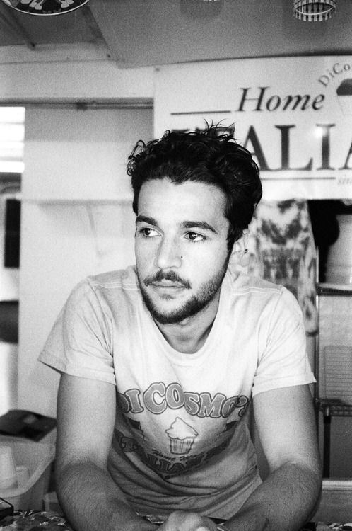 Christopher Abbott, NY 2013.  For rest of the story check out  http://5minuteswithfranny.com/