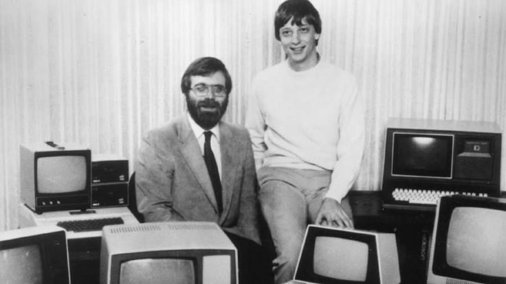 On April 4th, 1975, Bill Gates and Paul Allen started a little company named Microsoft. You probably know the story from there: Gates went on to become the wealthiest man in the world, and then...