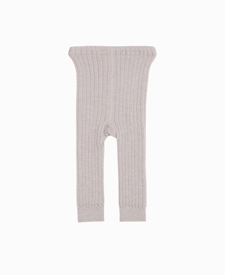 Selana merinould leggings - sand - Selana - Brands
