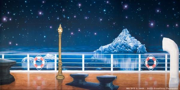 NA 013 Titanic Deck 3