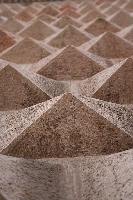Particolare di Palazzo dei Diamanti - #Ferrara
