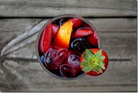 Rum Sangria