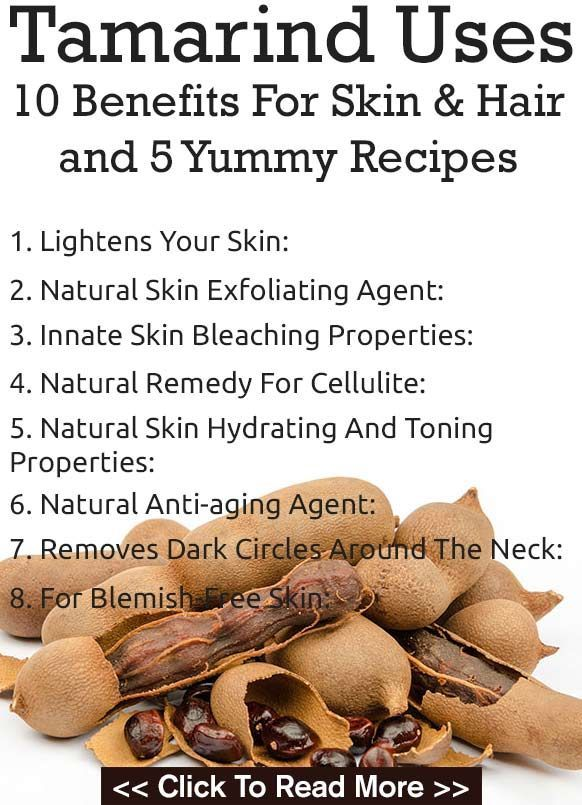 20 Amazing Benefits Of Tamarind For Skin, Hair And Health