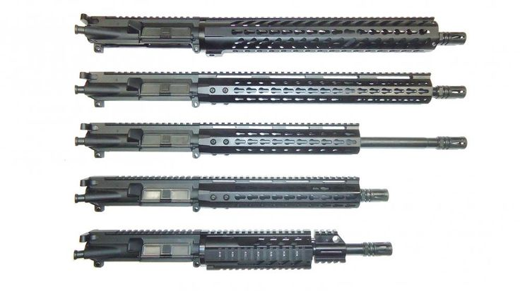 Popular AR Complete Upper Receivers Starting at $199 - $199