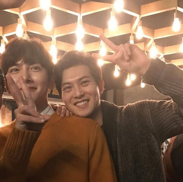 Ji Chang-wook's Friendship with CNBlue Lee Jong-hyun in