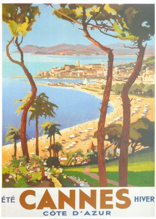 French Travel Ads (Vintage Art) Posters at AllPosters.com