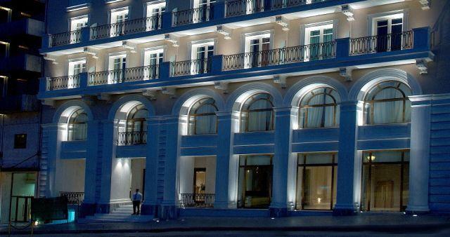 Earth Hour 2016: Hotel Grande Bretagne, King George Go Dark for a Brighter Future
