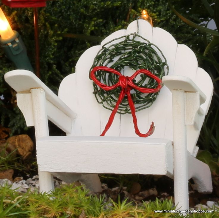 Miniature Christmas Wreath