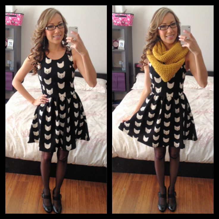 <3 this look from the ModCloth Style Gallery! Cutest community ever. #indie #style