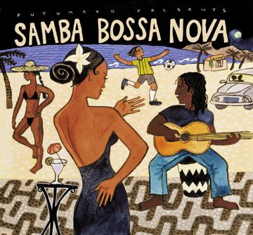 Samba Bossa Nova - Guardas