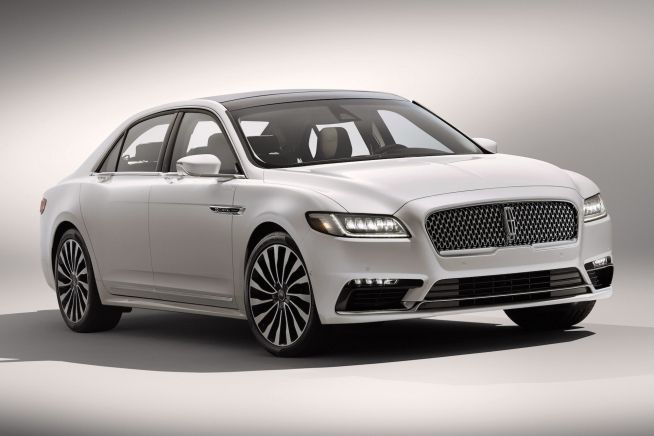 Lincoln Motor Company heralds the return of its flagship  the all-new Lincoln Continental  an elegant, effortlessly powerful, serene full-s