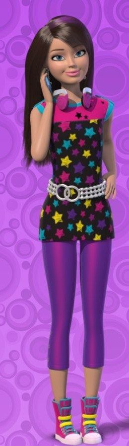 "Skipper is so funny. ""So, who's Barbie's best friend?"" Nikki: IT'S ME. Teresa: It's me!! Midge: No, it's me! Raquelle: It's probably not me."