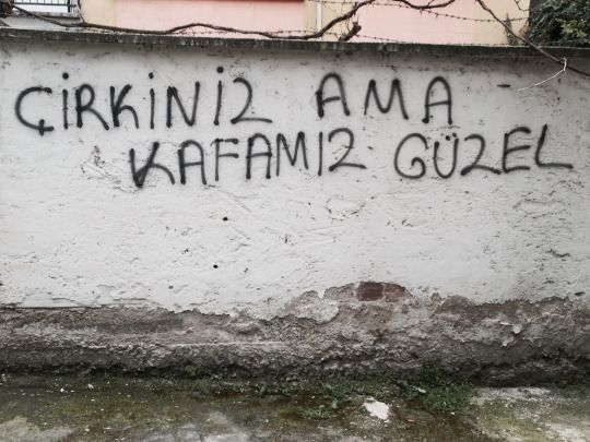 Turkey Street Art