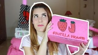 Frutilla Picante - YouTube
