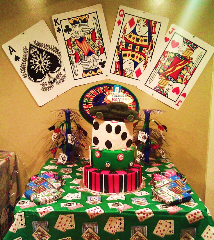 "Monte Carlo Christmas Party: ""Monte Carlo"" Theme"
