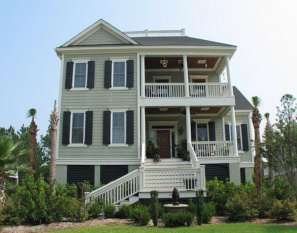 130 best charleston house plans images on pinterest | beach house