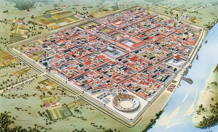 Timgad: The Wonderfully Preserved Algerian Pompeii