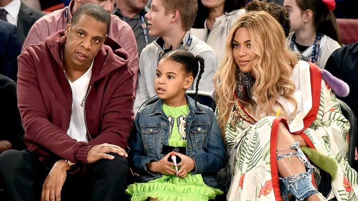 Beyoncé en conflit avec une société évènementielle qui utilise le nom de Blue Ivy Carter