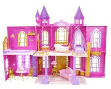 barbie castle | Indesign Arts and Crafts