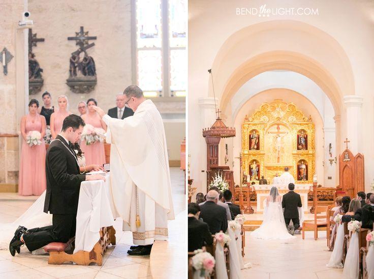 San Fernando Cathedral Wedding