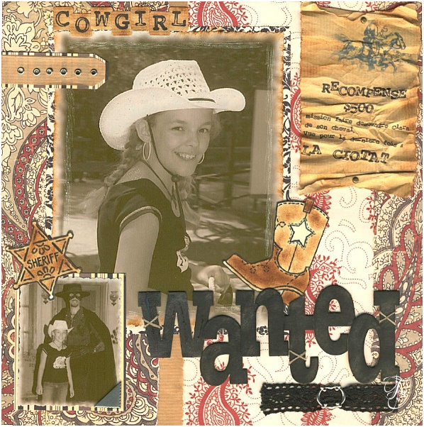 STAMPIN'UP !® Yeehaw 2003