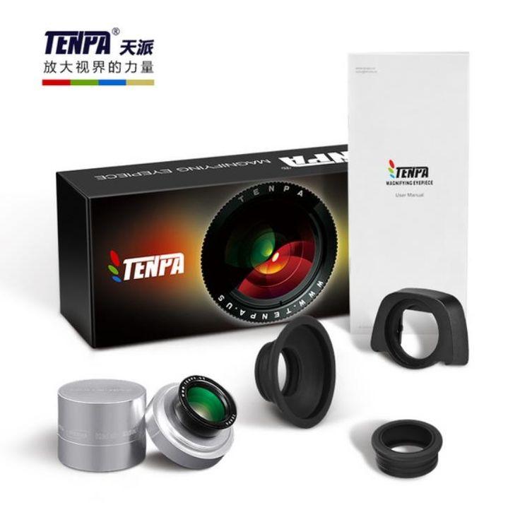 82.50$  Know more  - TENPA 1.22x GOLDENEYE amplifier magnifier eyepiece viewfinder For nikon d600 d610 d700 d800(E) d5300 d1 d2 d3s d4 f80 f100