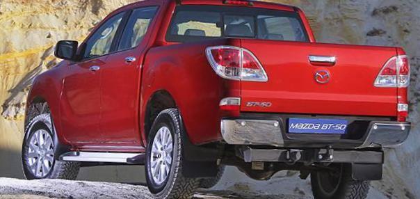 BT-50 2 doors Mazda for sale - http://autotras.com