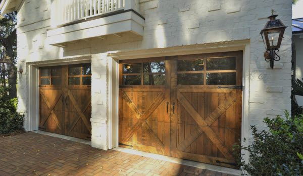 25 Best Ideas About Wood Garage Doors On Pinterest