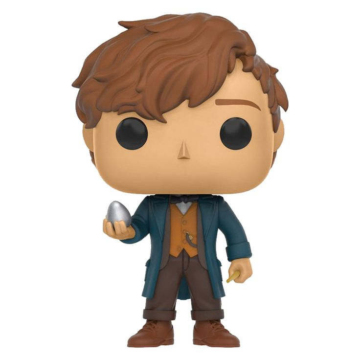 Funko POP! Vinyl Fantastic Beasts And Where To Find Them - Newt Scamander | ColThat.com