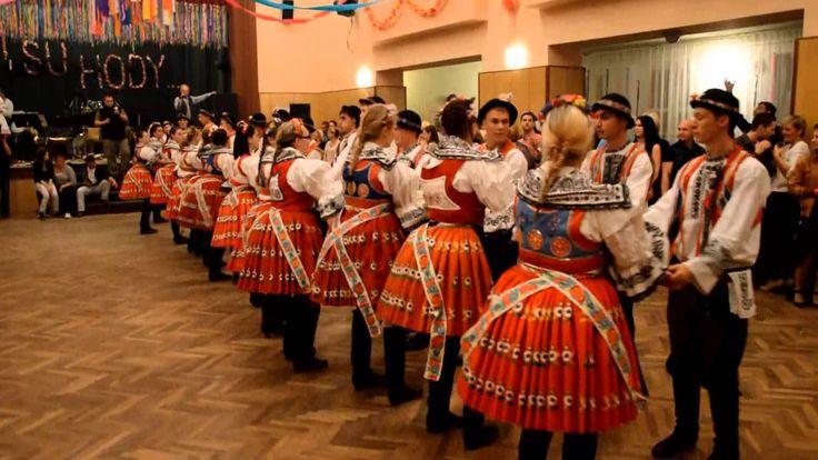 41. Tradiční Krojované hody v Hrádku u Znojma 2013