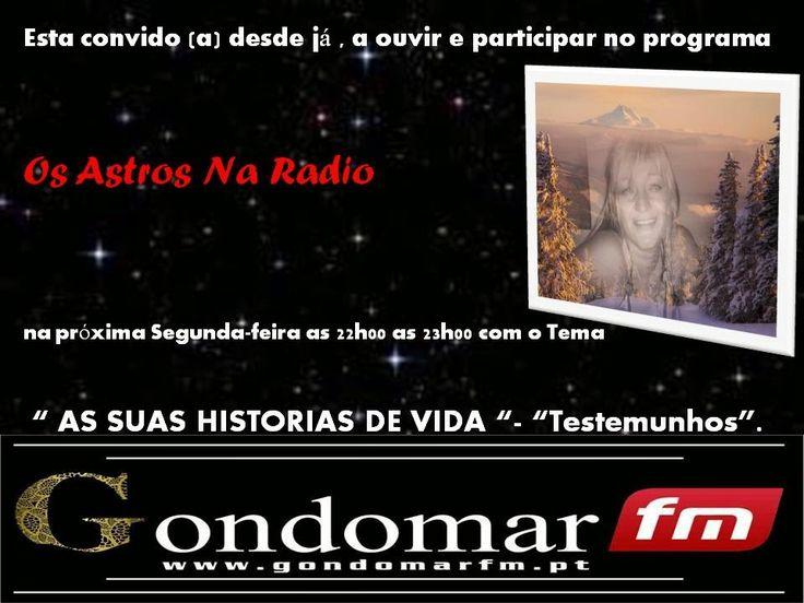 """OUTROS ASSUNTOS: 22º PROGRAMA """"Os Astros na Radio """"- 01/12/2014 Com..."""
