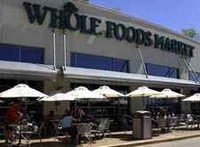 Whole Foods in Austin, USA