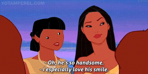 Pocahontas: | Derpy Disney Animations That Will Make You Question Your Sanity