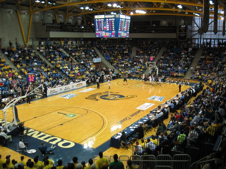 College Basketball Arenas On Campus Sites Can Provide