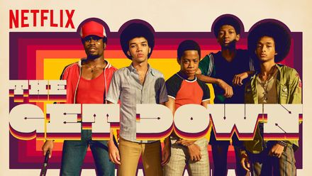 "Check out ""The Get Down"" on Netflix"