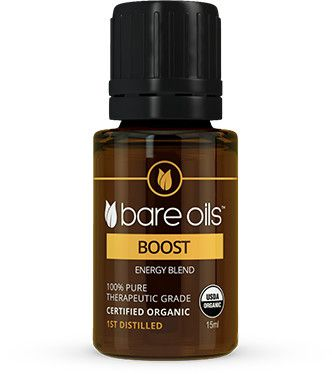Organic Bare Oils Boost Energy Blend Boost and elevate your mood with this powerful blend of invigorating oils.Use as a morning energiser or midday pick me up and stimulate a positive and uplifting mood. wwwbareoils.com.au/terrimichellesmassage