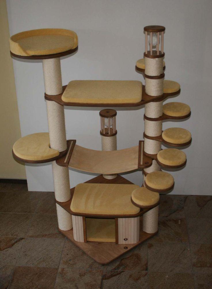 die besten 17 ideen zu catwalk katzen auf pinterest. Black Bedroom Furniture Sets. Home Design Ideas