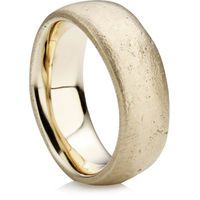 Yellow Gold Sandcast Rustic Decorative Wedding Ring    ... Wedding ideas for brides, grooms, parents & planners ... https://itunes.apple.com/us/app/the-gold-wedding-planner/id498112599?ls=1=8 ... plus how to organise your entire wedding ... The Gold Wedding Planner iPhone App ♥
