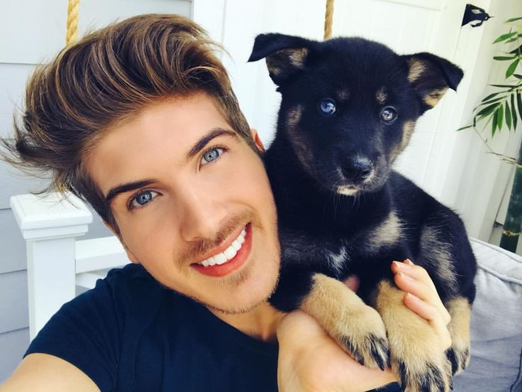 Joey graceffa's new child!