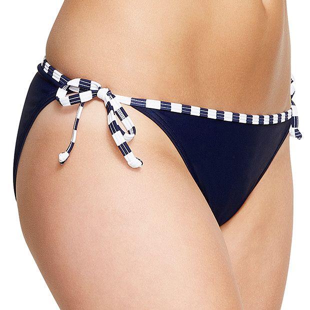 Bikini Briefs - Nautical Navy