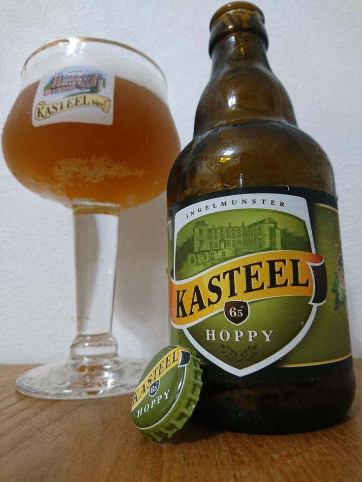 Kasteel Hoppy Kasteel Hoppy e33cl Alc.65%Vol. Brouwerij Van Honsebrouck Oostrozebekestraat 43 B-8770 Ingelmunster http://ift.tt/1rLQz49