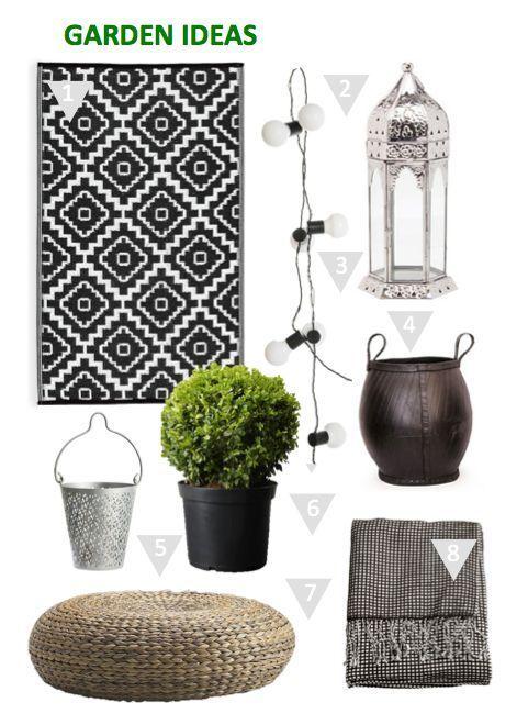 Ideen für skandinavischen Gartenbalkon oder Terrasse – #balkony #garden #ideas #scandinavian #terrace – FrancoiseBrombe