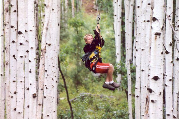 Online Feature: Colorado's best zip line views | AAA Colorado