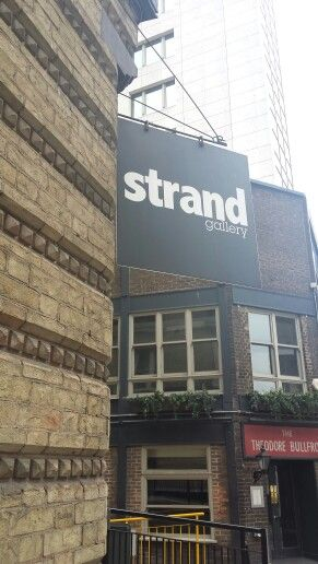 The Strand Gallery #London #TheStrand