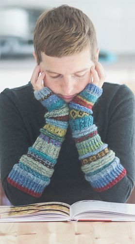 Free pattern on Ravelry until the 14th of June 2015