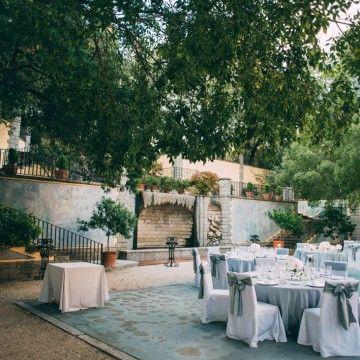 Finca Bell recó para bodas en Barcelona.